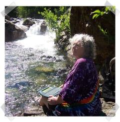Linda Jo Martin at South Fork